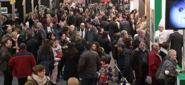 Tarda d'assistència massiva a la Fira de l'Oli i les Garrigues