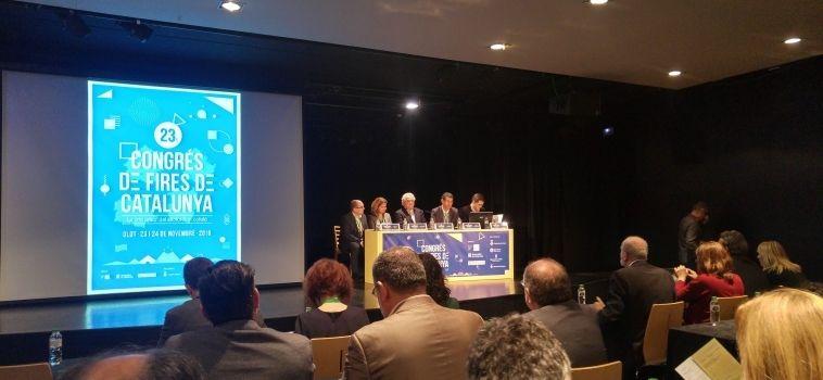 Ens podeu trobar al 23è Congrés de Fires de Catalunya