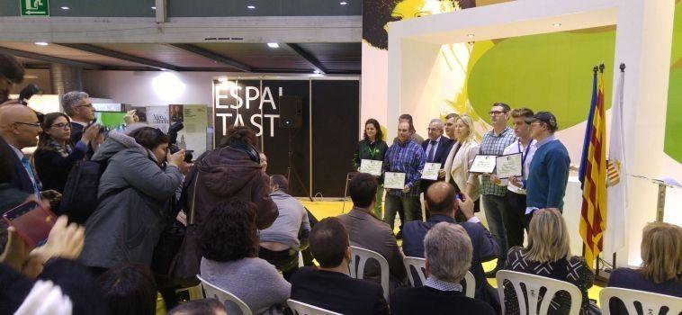 Els guanyadors dels premis de l'oli